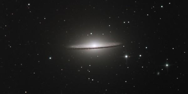 M 104, Sombrero Galaxy