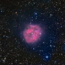 IC 5146, Cocoon Nebula