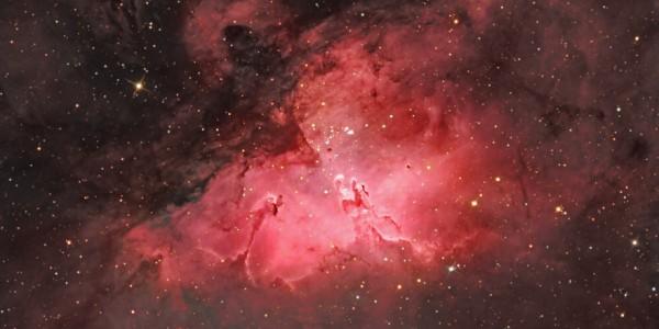 M 16, Eagle Nebula
