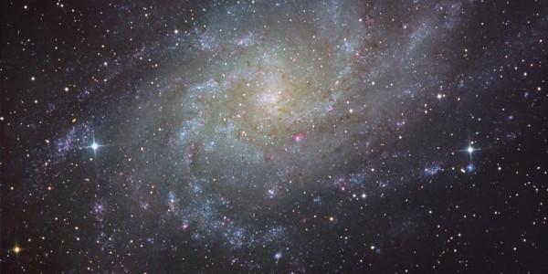 M 33, Pinwheel Galaxy