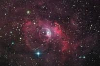 NGC 7635, The Bubble Nebula
