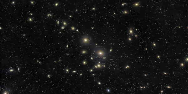 NGC 1275, Perseus Cluster