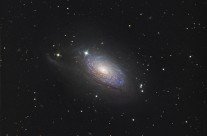 M 63, Sunflower Galaxy