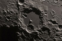 Moon, Albategnius Crater