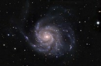 M 101, The Pinwheel Galaxy