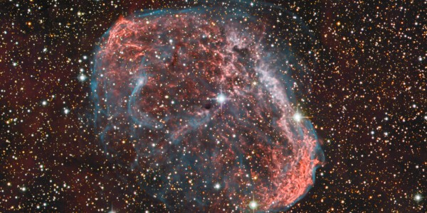 NGC 6888, The Crescent Nebula