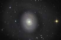M94 (NGC4736) by Mike van den Berg & Mathijn Ippel