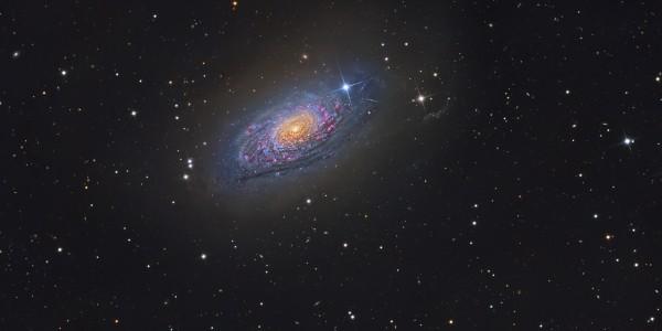 M63 by Bill Synder (APOD March 13, 2014)