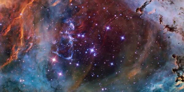 Rosette Nebula by Don Goldman (APOD March 11, 2014)
