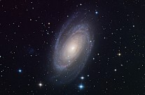 M81 by Mike Hatcher
