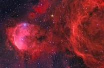 NGC3324 by Steven Mohr