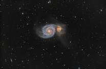 M51 by Warren Keller