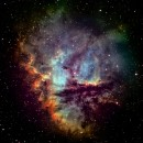 NGC 281 by Michael Adler
