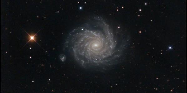 NGC 1232 by Damian Peach