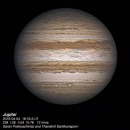 Jupiter taken by NARIT team in Thailand