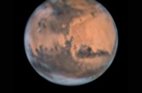 Mars taken by NARIT team in Thailand