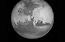 Mars with IR Filter