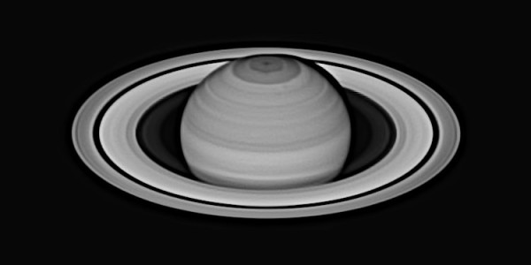 Saturn with IR Filter