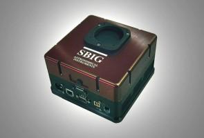 SBIG STX Series CCD Cameras