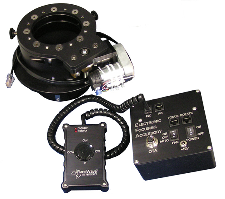 EFA Kit shown on Hedrick Focuser