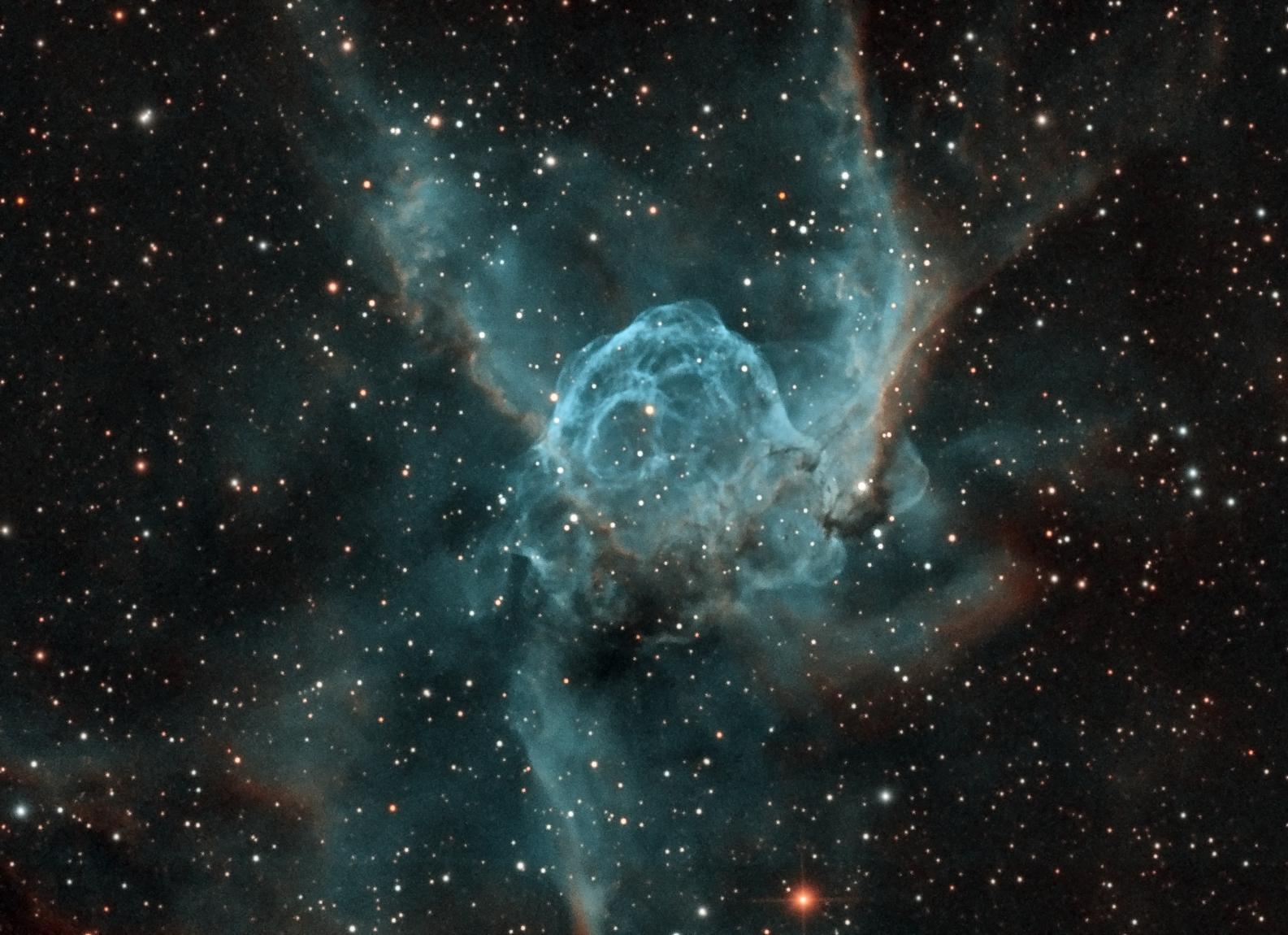 NGC2359 by Julian Hancock