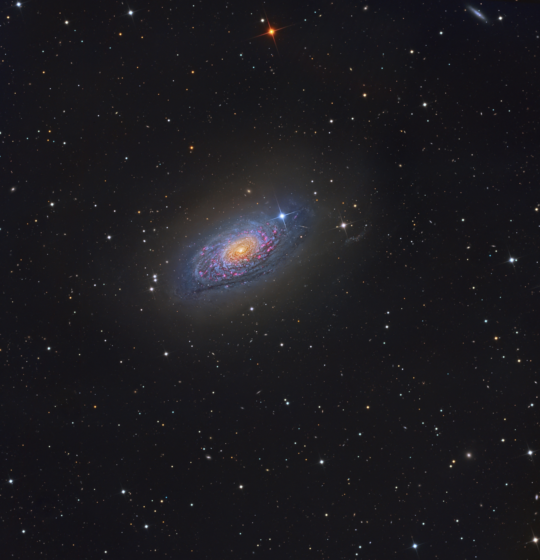 M63-LHaRGB Bill Synder
