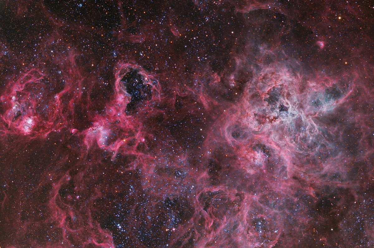NGC2070 by Steven Mohr