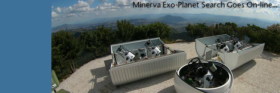 Minerva #2 banner