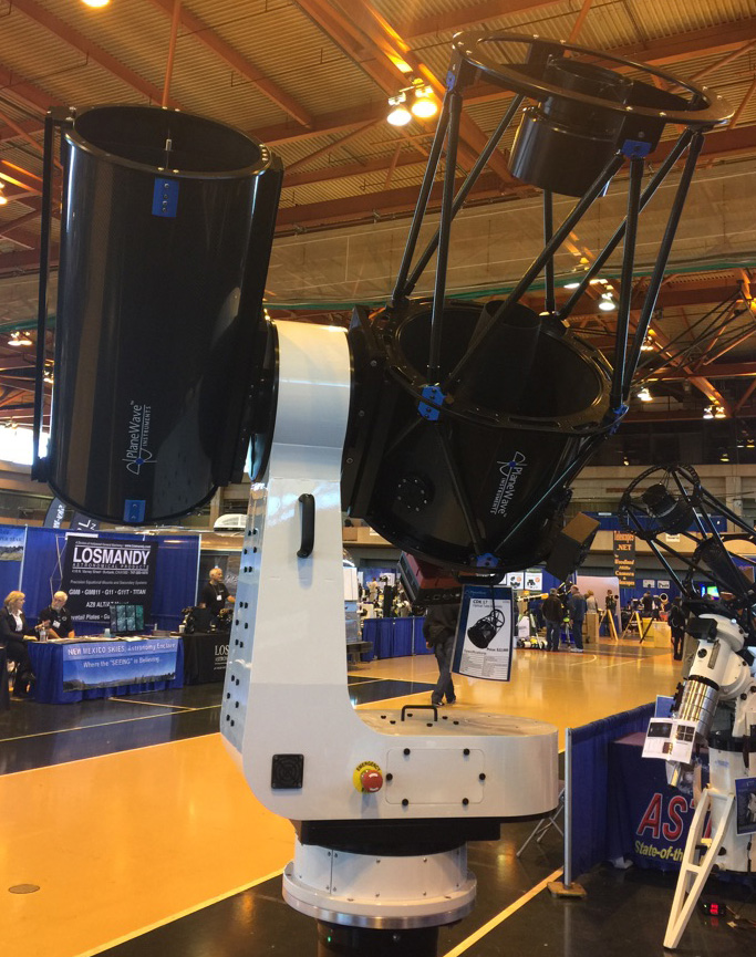 Cdk500 5 Meter Telescope System Planewave Store