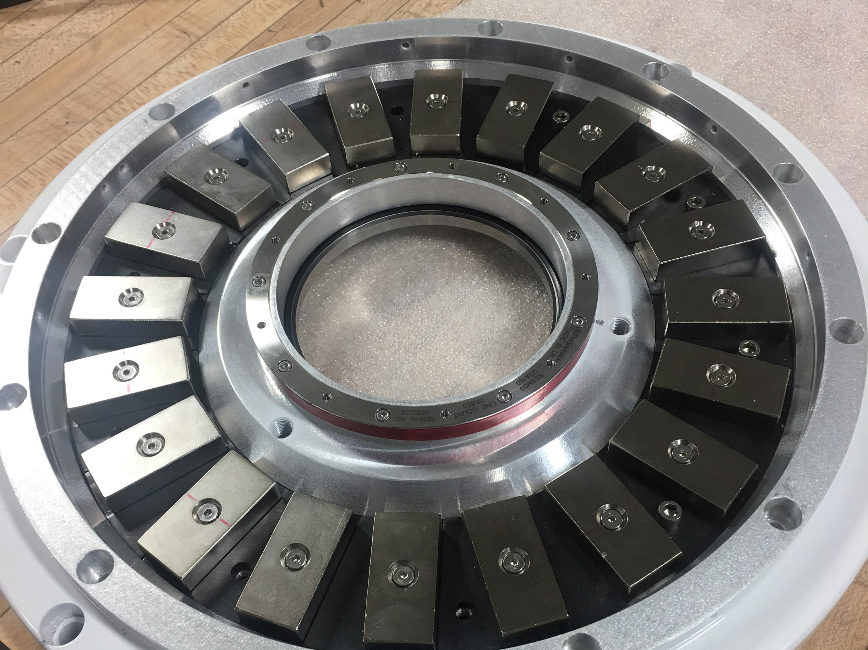 L 500 direct drive mount planewave instruments for Direct drive servo motor