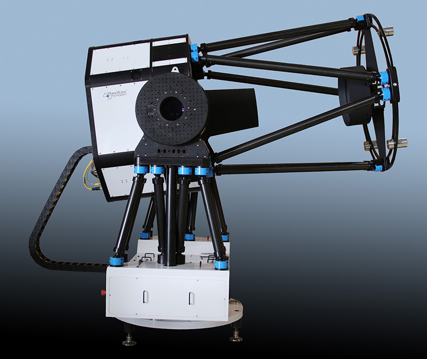 Pw1000 1 Meter Observatory System Planewave Instruments