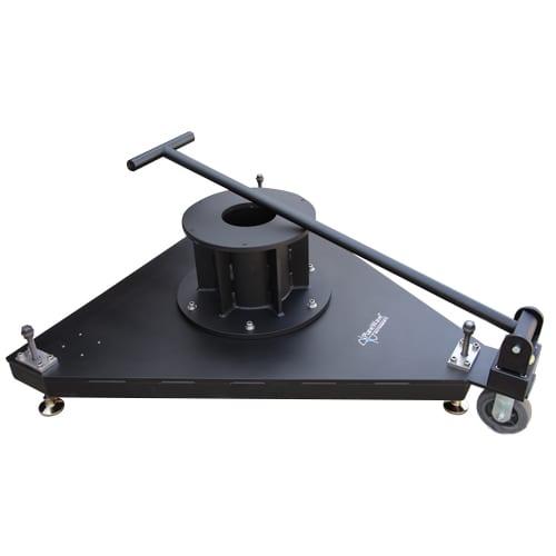 PlaneWave Portable Rolling Pier for L-Series Mounts