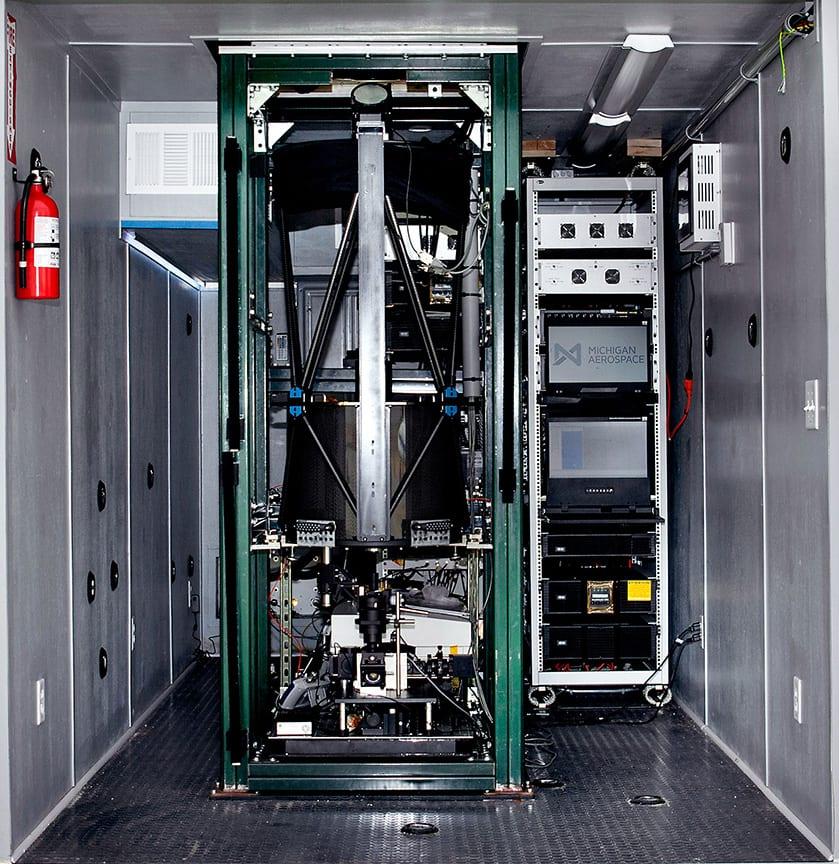 CDK20 Used High Altitude LIDAR Atmospheric Sensing Post Thumbnail