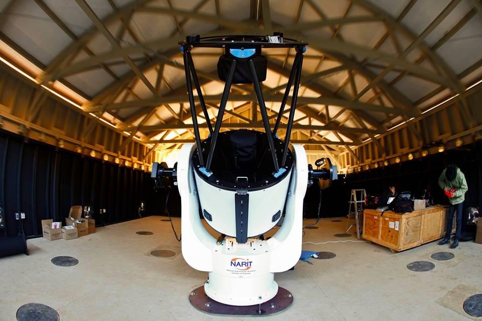 NARIT in Thailand installs CDK700 at SRO Post Thumbnail