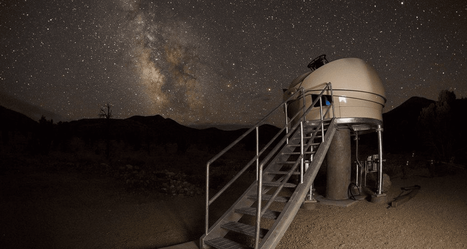 "Great Basin Observatory Marks Anniversary Of New Telescope's ""First Light"" Post Thumbnail"