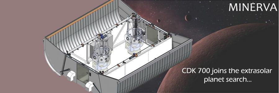 Exo-planet Search at CalTech Post Thumbnail