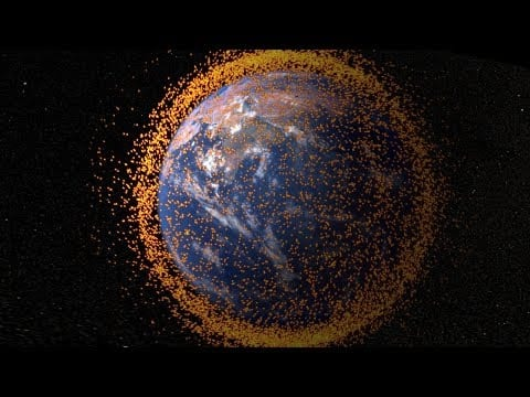 A New Perspective on Orbital Debris Post Thumbnail