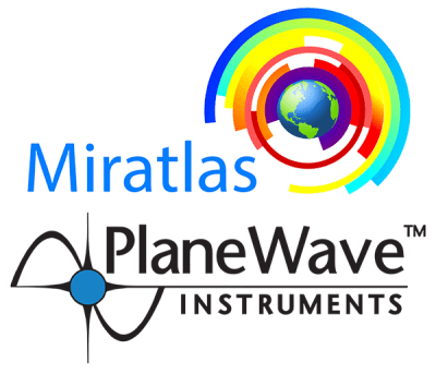 Miratlas and PlaneWave Instruments announce partnership to streamline robotic telescope operation Post Thumbnail