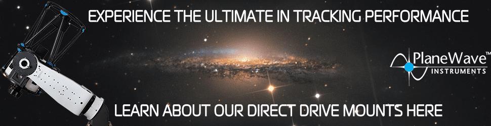 PlaneWave Direct Drive Mounts Post Thumbnail